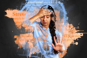 Stress is all around us